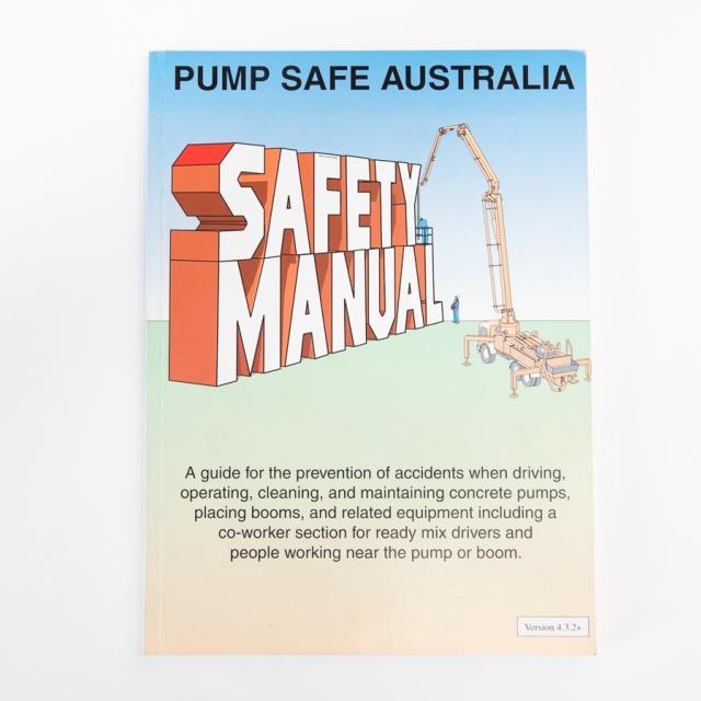 SAFETY MANUAL PUMP SAFE AU