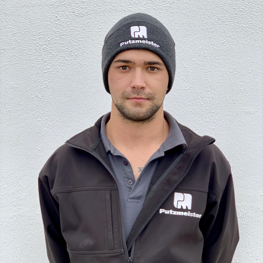 PM CHARCOAL LED BEANIE