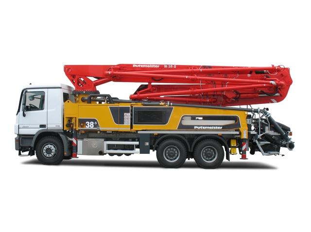 Mobile Pumps | Concrete Pumping Equipment NZ