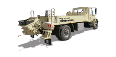 TRUCK-MOUNTED LINE PUMP VS 70 PTO
