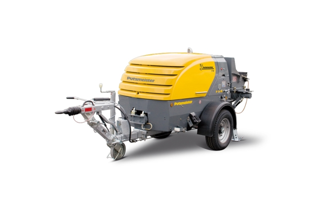 Home Concrete Pumping Equipment NZ