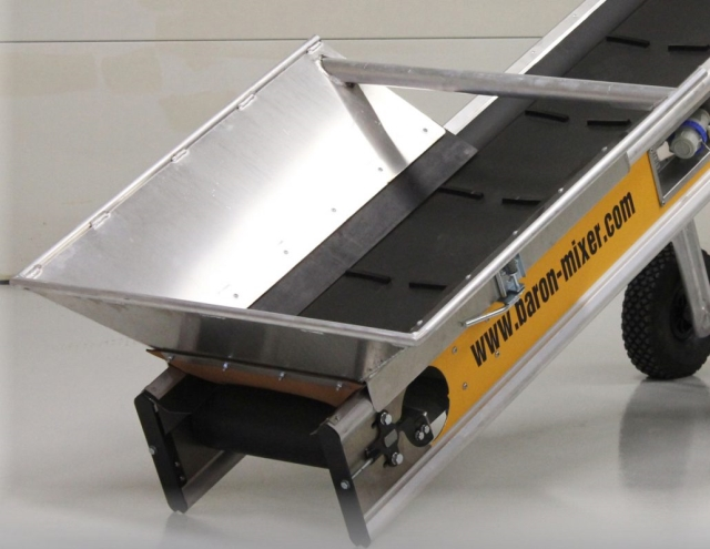 Baron Conveyor Feeding Box